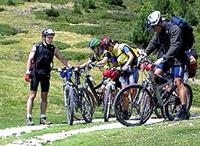 Itinerari sportivi per trekking, mtb, ciclismo e ciaspolade