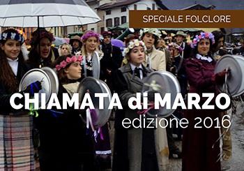 La Chiamata di Marzo: tradizione, folclore e allegria a Recoaro Terme