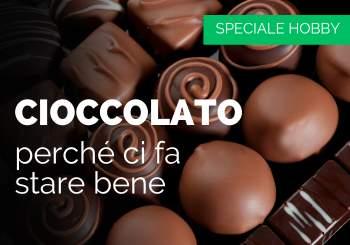 Perchè il cioccolato fa bene