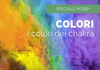 I colori dei chakra