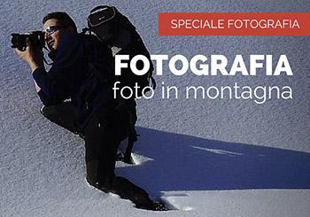 La fotografia digitale: foto in montagna