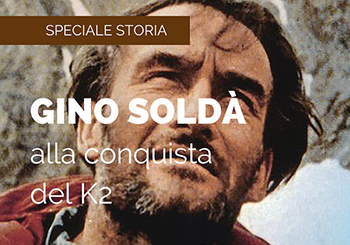 Gino Soldà: guida alpina arrampicatore sciatore olimpionico