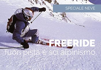 Freeride Sci e Snowboard