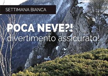 Recoaro Terme: neve, natura e montagna