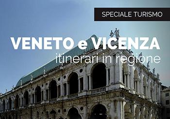 Itinerari in Veneto nella provincia di Vicenza