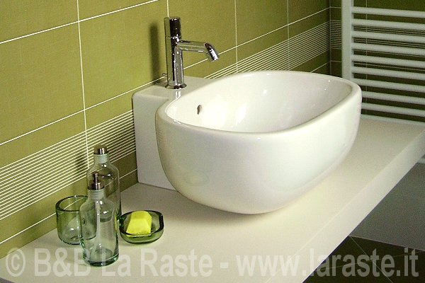 Bed&Breakfast Bagno Camera Biancospino