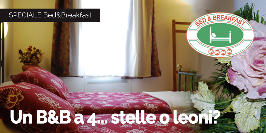 Bed & Breakfast in Veneto: servizi e classifica 4 leoni